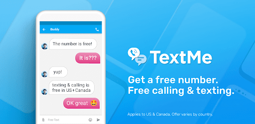 Text Me - Free Texting & Calls – Apps on Google Play
