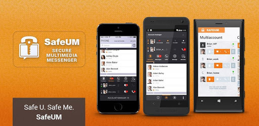 Secure messenger SafeUM - Apps on Google Play